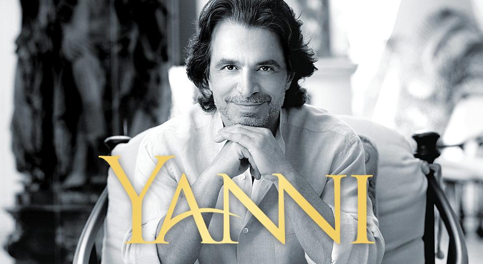 yanni music sheet