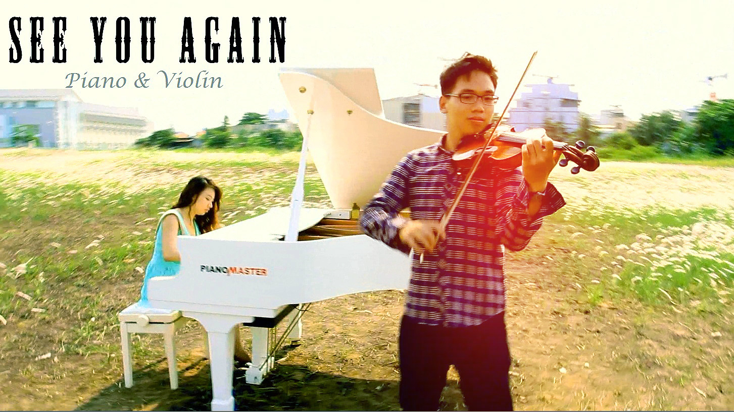 see you again piano violin cover