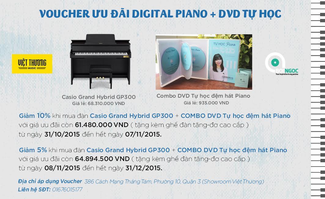 voucher piano