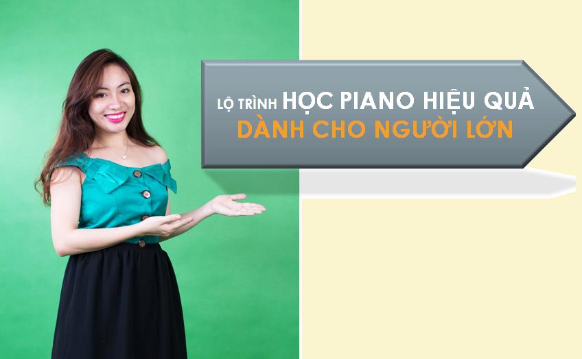 PIANO CHO NGUOI LON