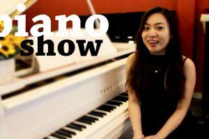 boi ngoc piano show