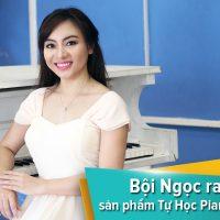 Bội Ngọc ra mắt sản phẩm Tự Học Piano Solo