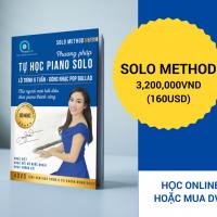 SOLO METHOD (Stage 1) – Khoá Học Phương Pháp Chơi Piano Solo Thành Công