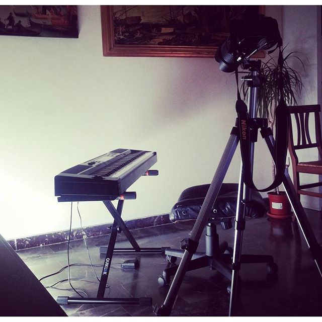 piano shooting