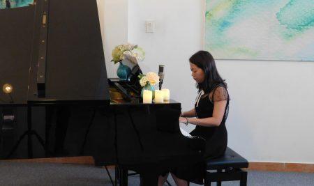 Chinh phục Piano từ đam mê
