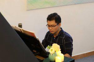 anh Cao Phuong hoc vien hoc lop piano solo cua boingocpiano