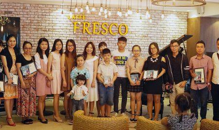 Bội Ngọc ra mắt sách Piano Solo Method và giao lưu tại Đà Nẵng (15/10/2017)