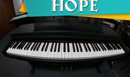 Piano là liều thuốc tinh thần giúp chị vượt qua bệnh tật