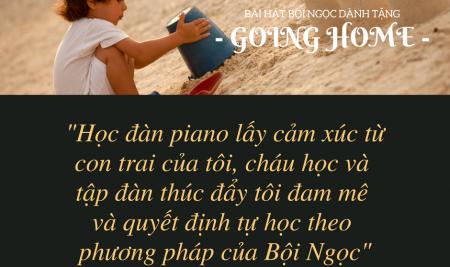 Offline Bội Ngọc Piano – Gracias – điều tôi cám ơn cho năm 2017