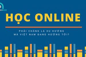 hoc online xu huong cua Vietnam boingocpiano