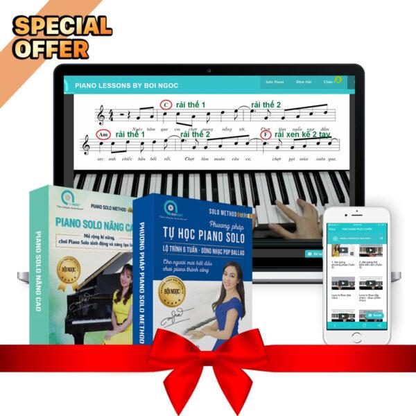 piano solo method piano solo nang cao