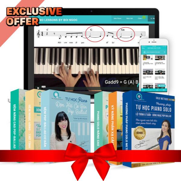 exclusive package khoa hoc piano boi ngoc