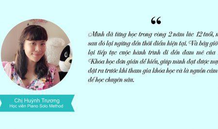 """Tammy Huynh Truong- """"Đam mê của mình đang dang dở nên mình muốn tiếp túc hoàn thành ước mơ của mình"""""""