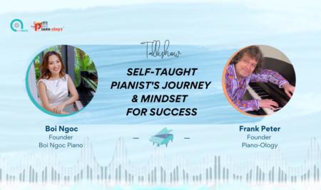 Con đường tự học Piano & Tư duy để thành công