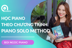 hoc piano online theo chuong trinh piano solo method